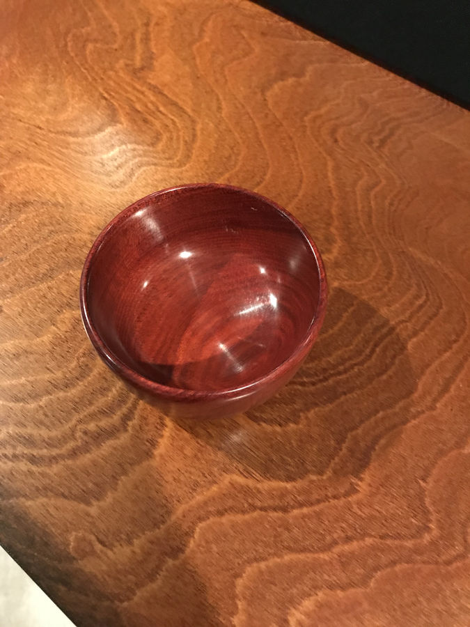 Photo of Small Turned Bowl