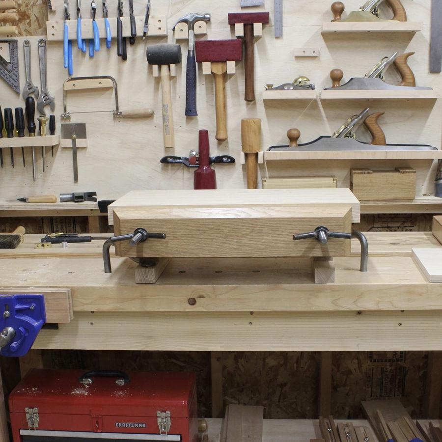 Photo of Mini work bench