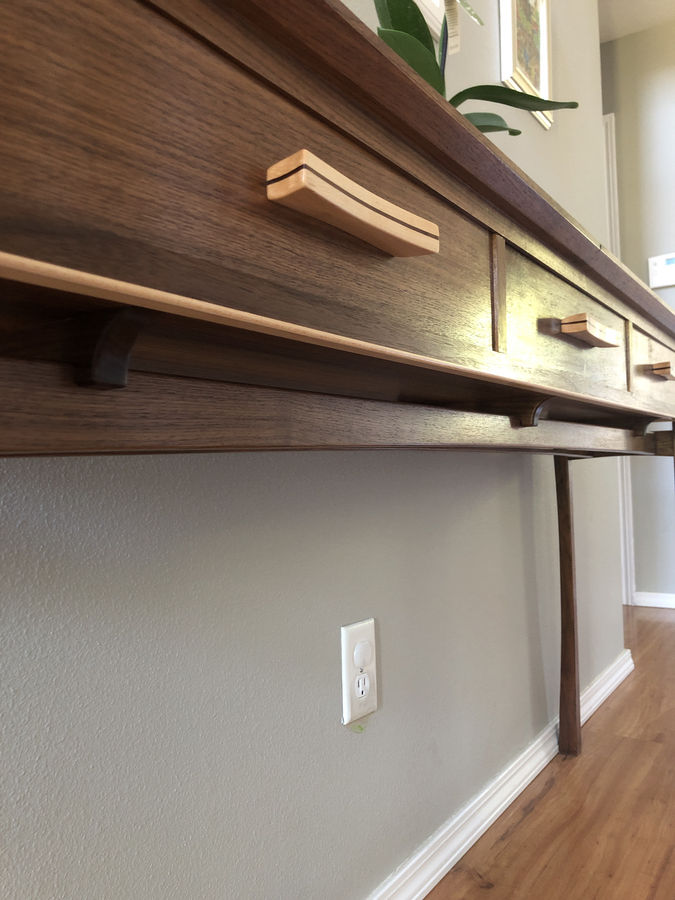 Photo of Entry way table
