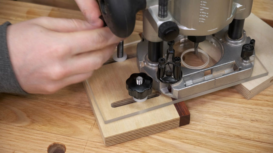 Photo of Adding Guide Bushings To Your Router (+Edge Guide)