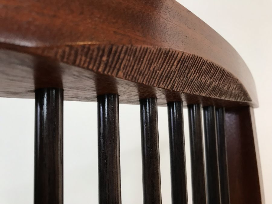Photo of Nakashima Style Conoid Chair