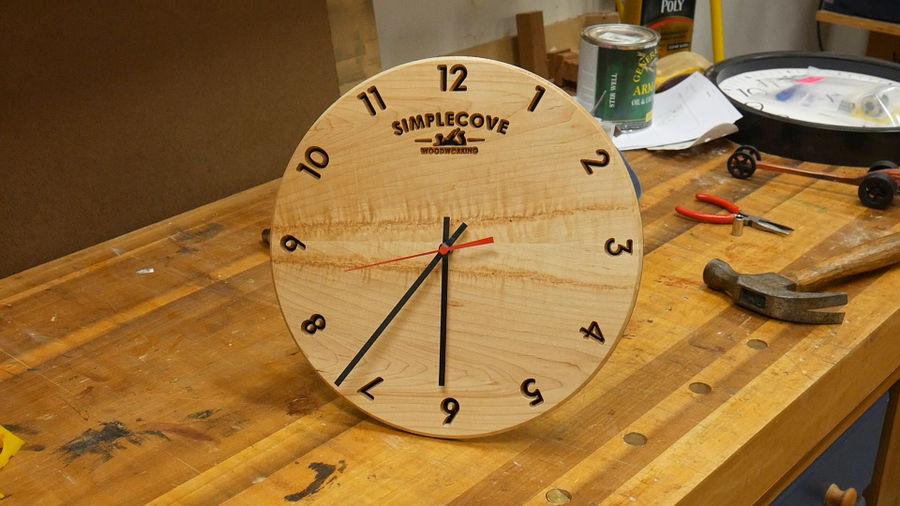 Photo of Shop Clock