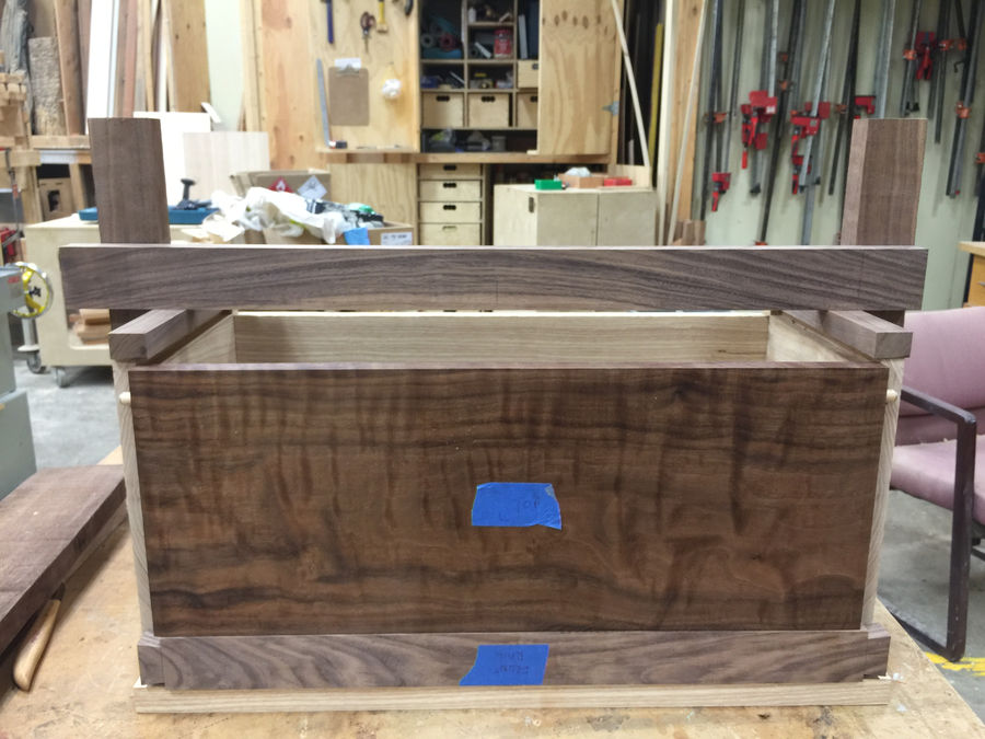 Photo of Cabinet Makers Toolchest