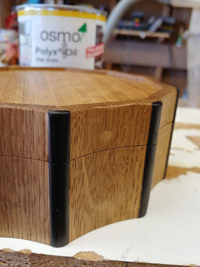 Photo of Eleven Sided Box