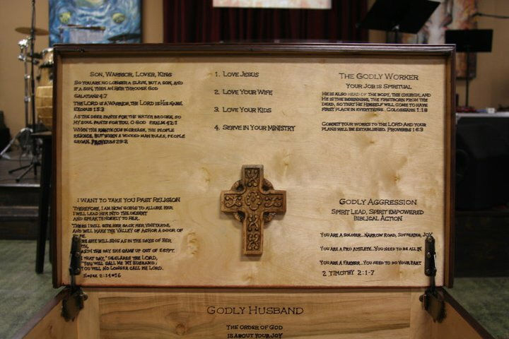 Photo of Hope Chest For Pastor