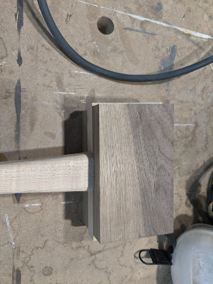 Photo of Woodworking Mallet