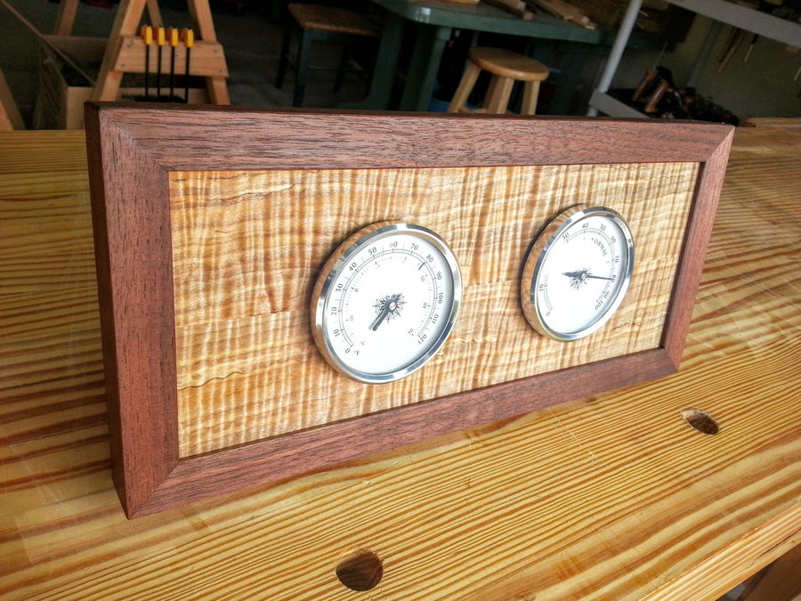 Photo of Frame And Panel Weather Station
