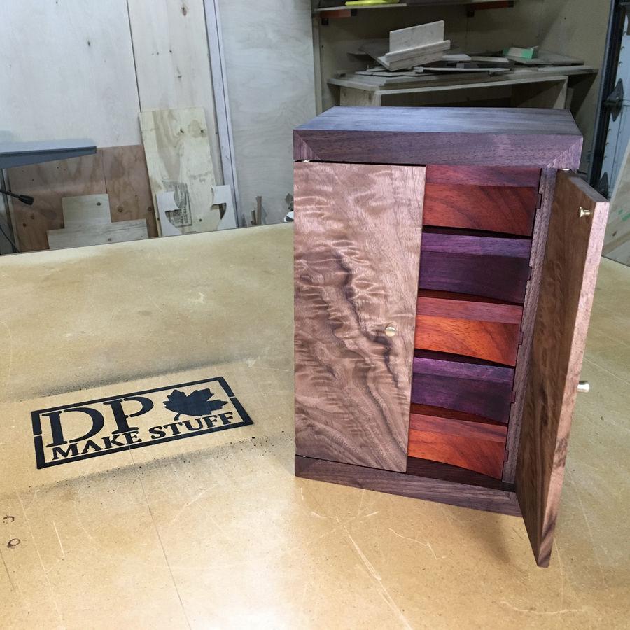 Photo of Secret Compartment Box Iii?