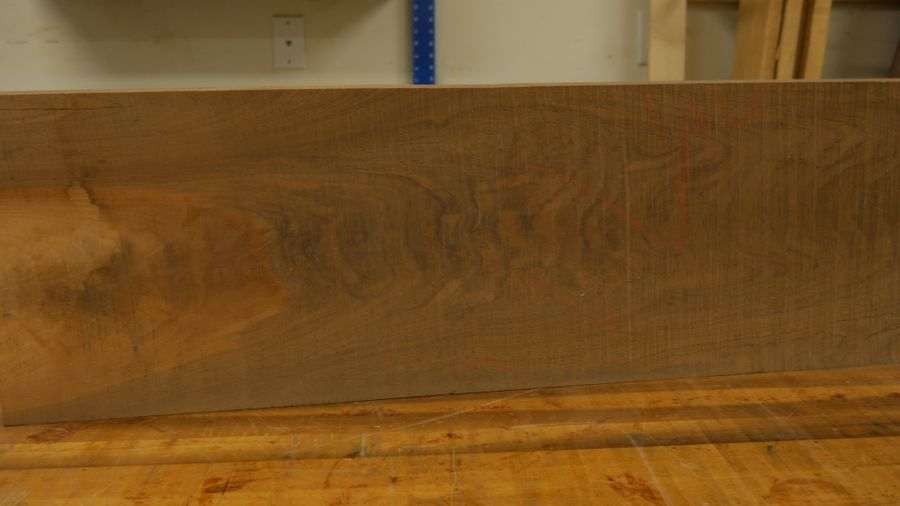 Photo of Walnut Crotch Cutting Board