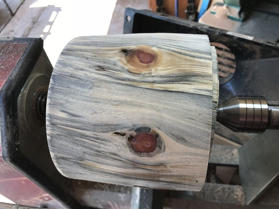 Photo of Bowl In Norfolk Island Pine