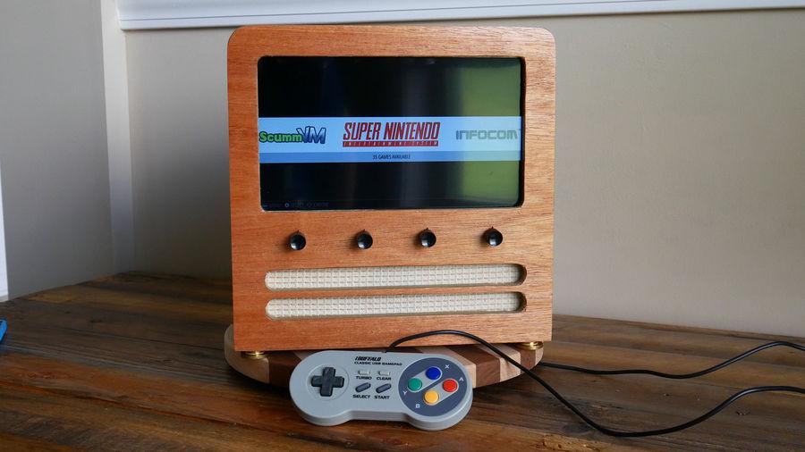 Photo of Retro Arcade Cabinet