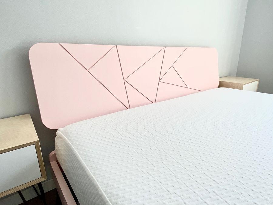 Photo of Retro Modern Bed Frame