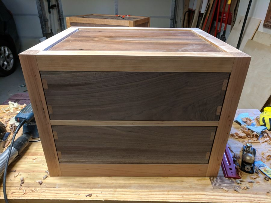 Photo of Twwg Modern Chest Of Drawers And Nightstand