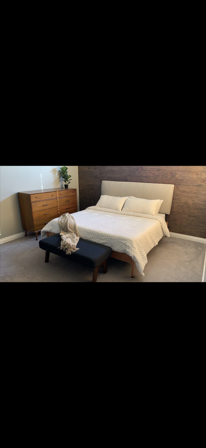 Photo of Cherry Bed Frame