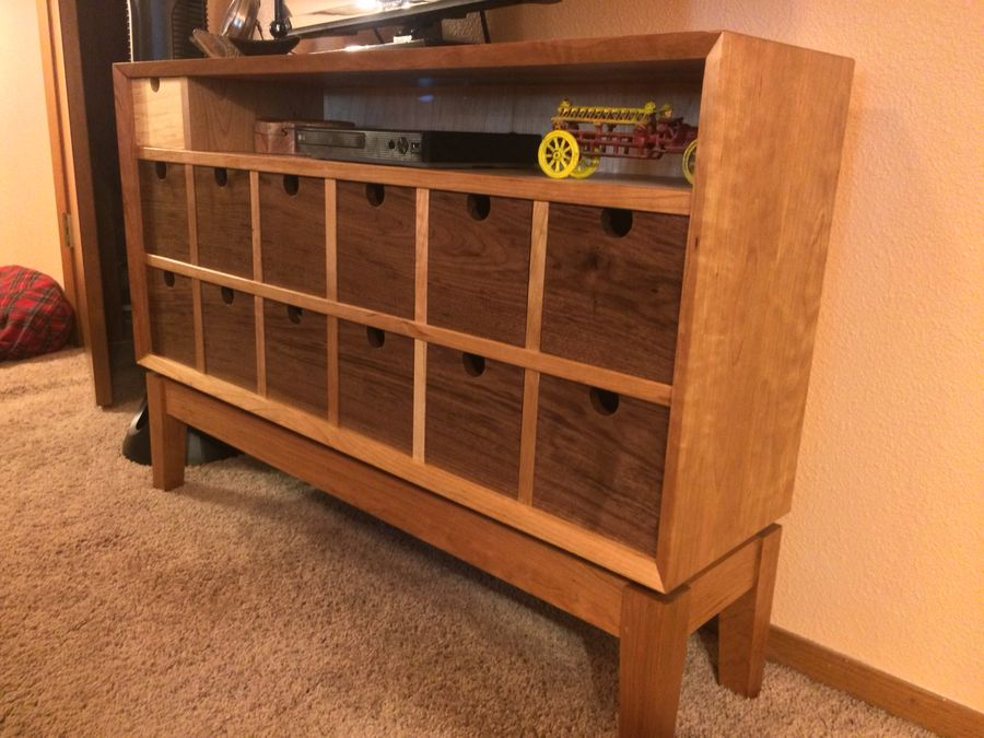 Photo of Apothecary Credenza