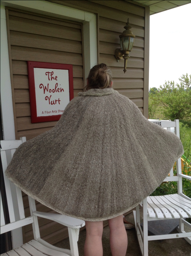 Photo of Wool Cape