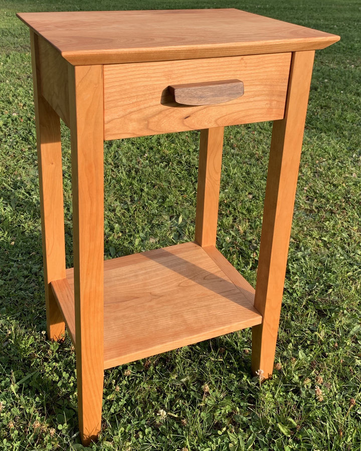 Photo of Telephone Table / Tall Side Table