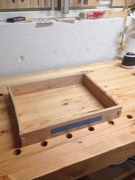 Photo of Firewood Serving Tray