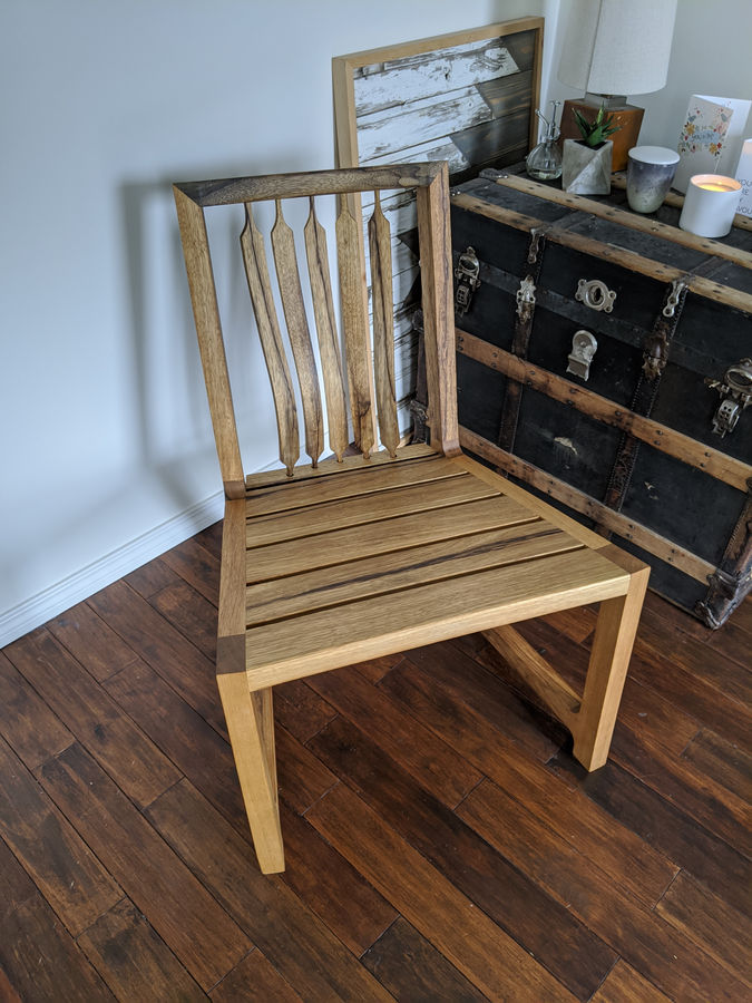 Photo of Black Limba Chair