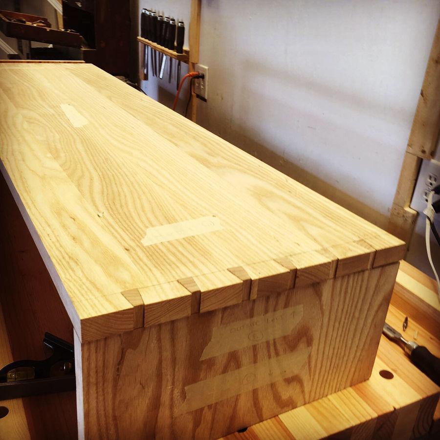 Photo of Mid century modern Coffee Table