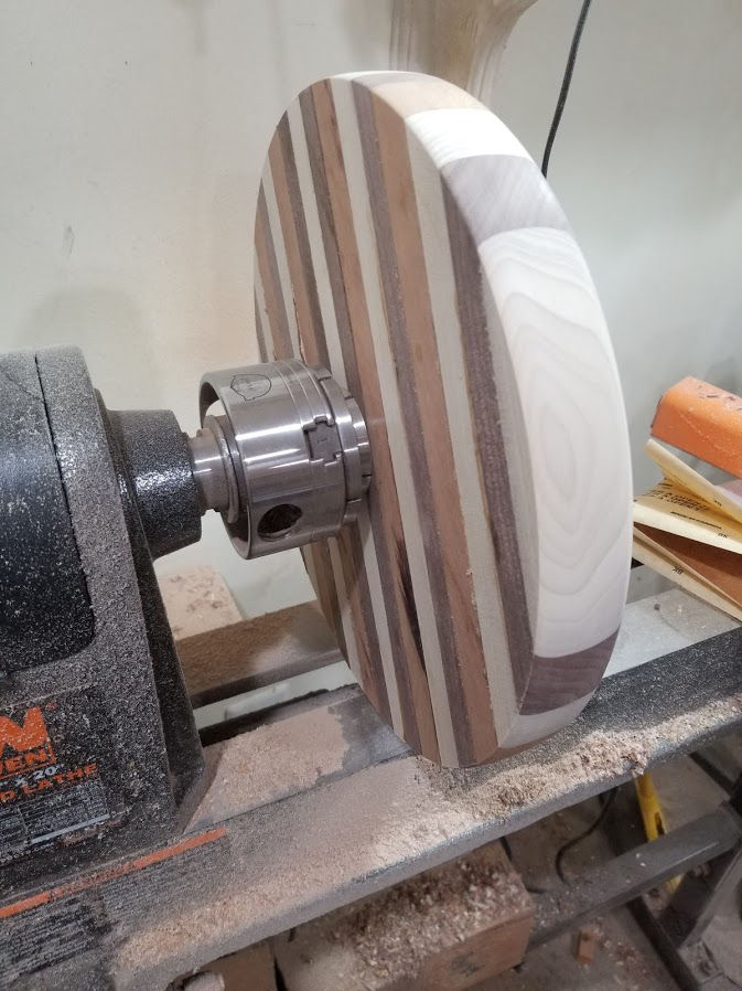 Photo of Platter - Lathe Project
