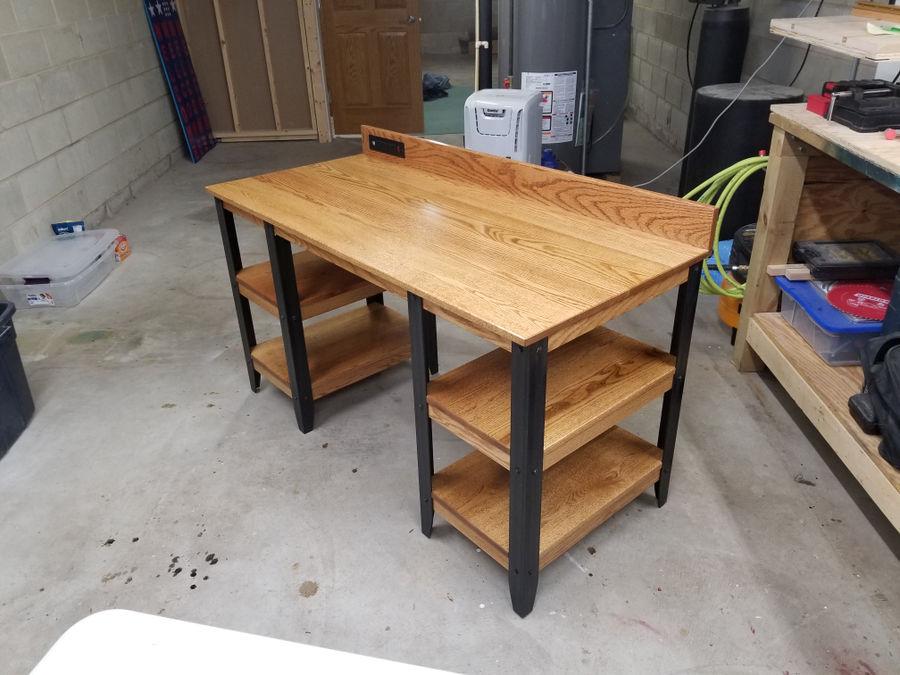 Photo of The desk