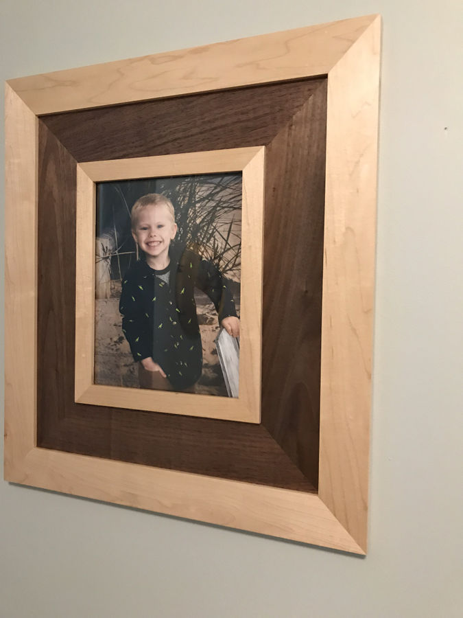 Photo of Frame in Frame in Frame?