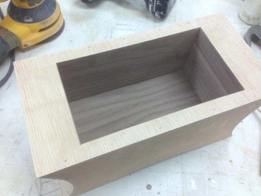 Photo of Walnut Jewelry Box