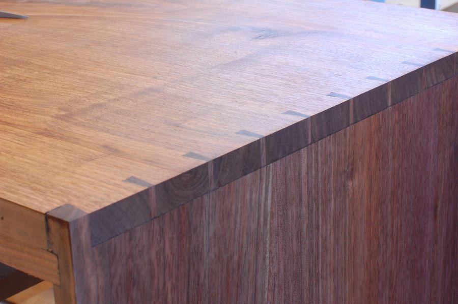 Photo of Walnut Dresser