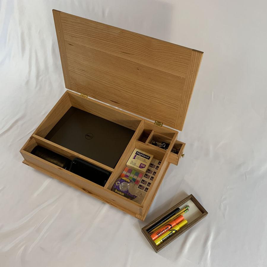 Photo of Shaker-inspired Lap Desk