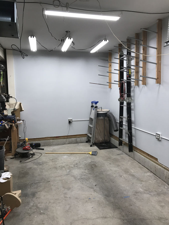 Photo of Never Ending Shop Remodel