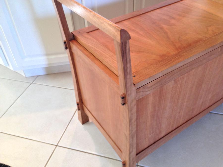 Photo of Vilkman blanket chest