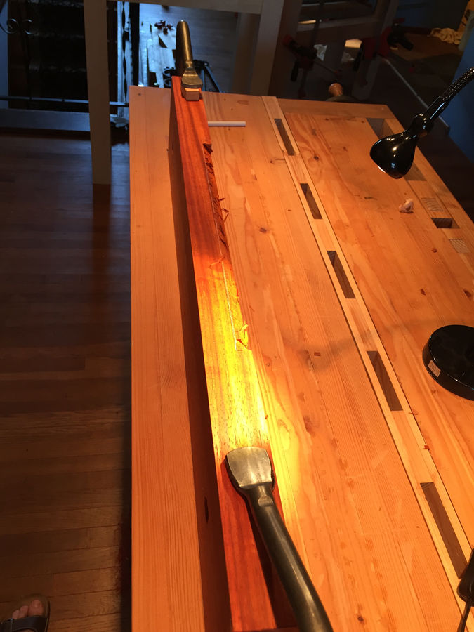 Photo of Joinery Bench