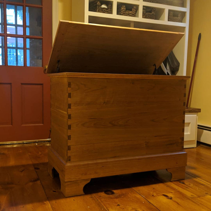 Photo of Blanket Chest
