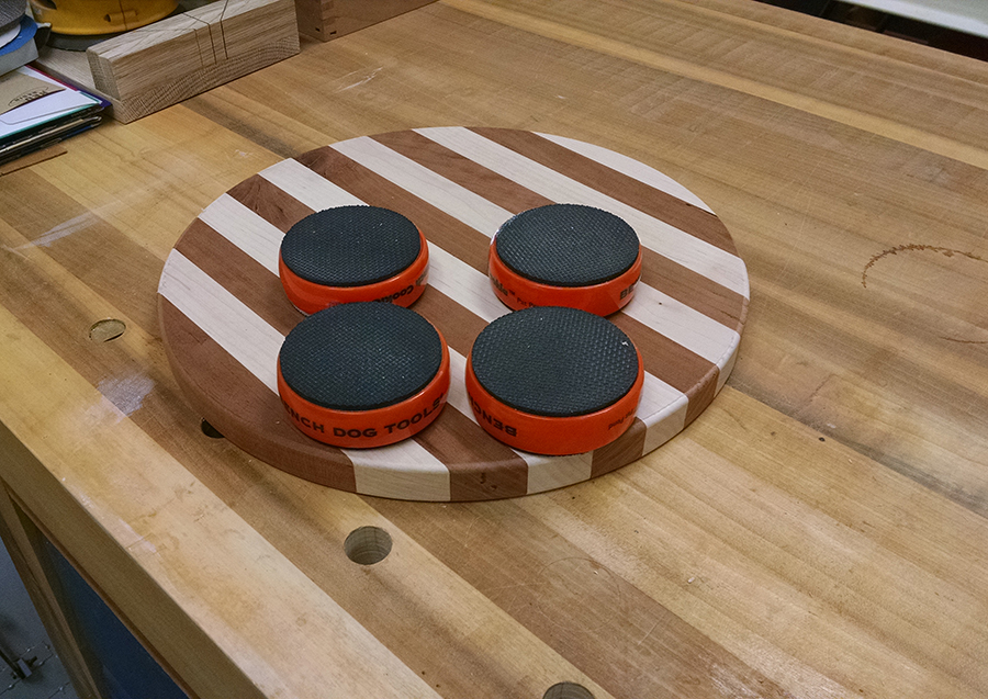 Photo of Cherry And Maple Cutting Board