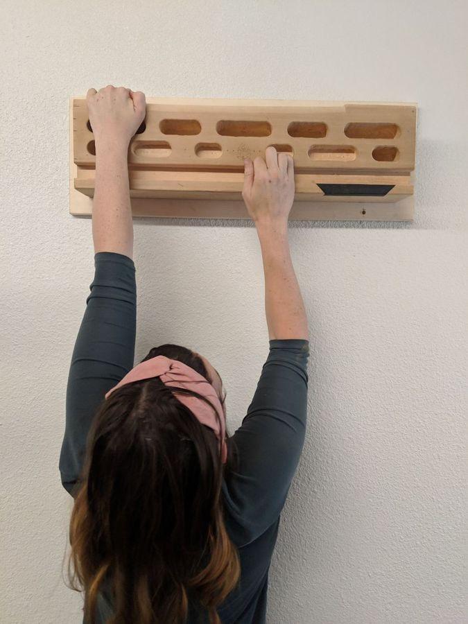 Photo of Climbing Hangboard