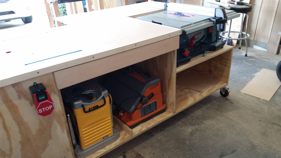 Photo of All In One Workbench