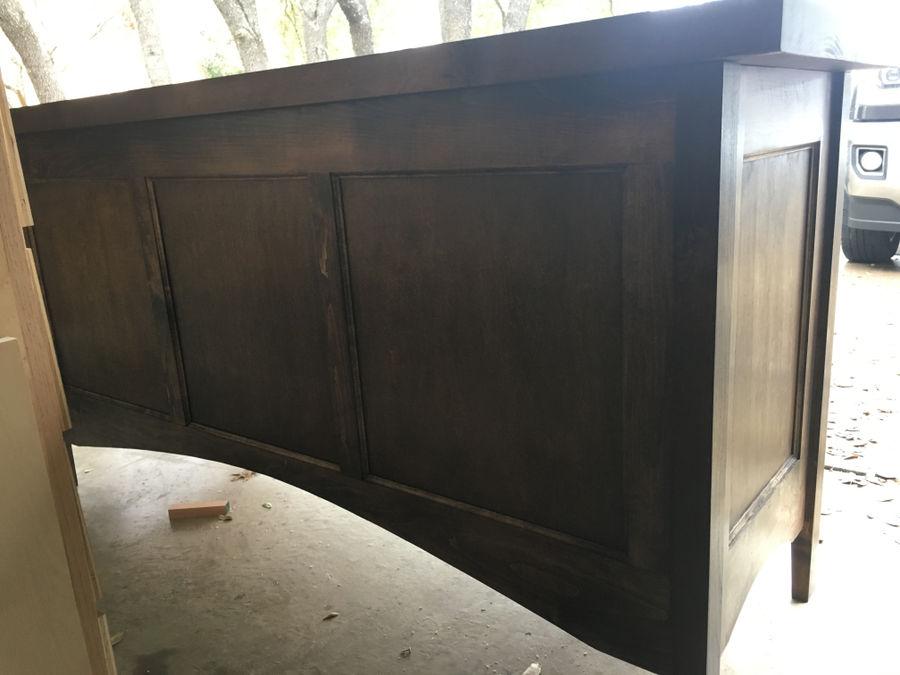 Photo of Gun Cabinet base