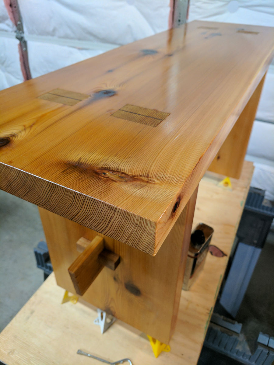 Photo of Cedar Bench