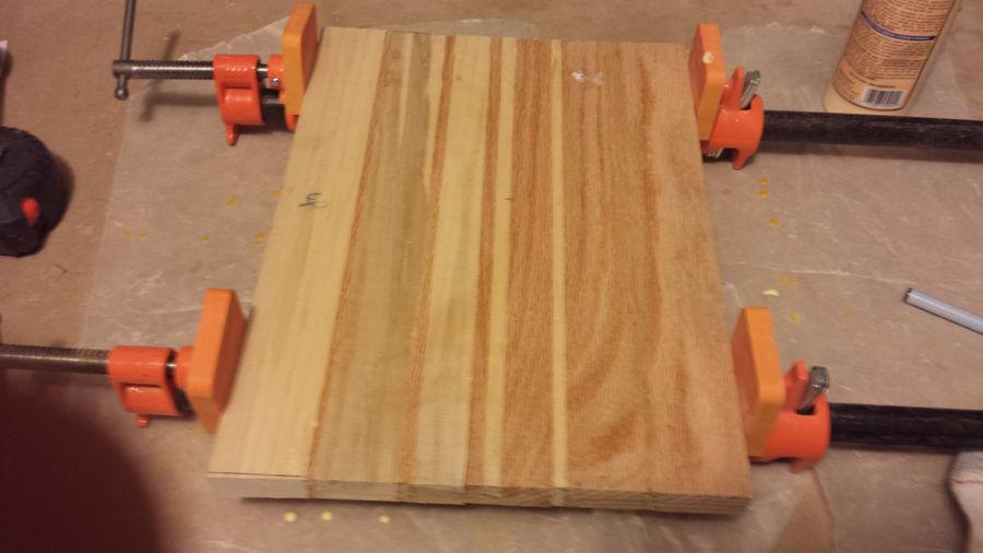 Photo of Frank's Edge Grain Cutting Board