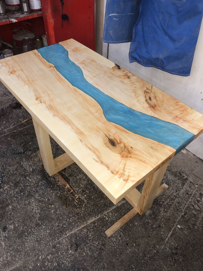 Photo of My first epoxy project!