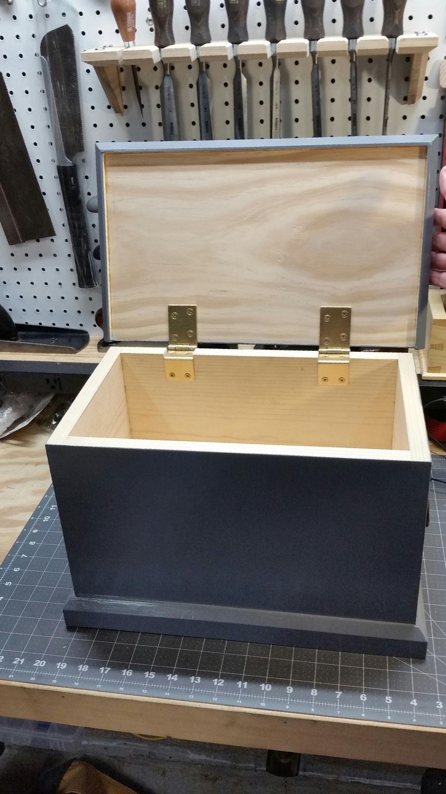 Photo of School Box