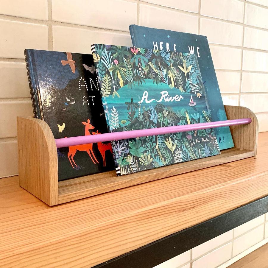 Photo of Schoolhouse Book Rail