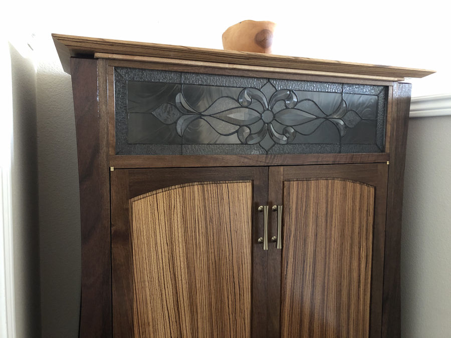 Photo of Hall Cabinet
