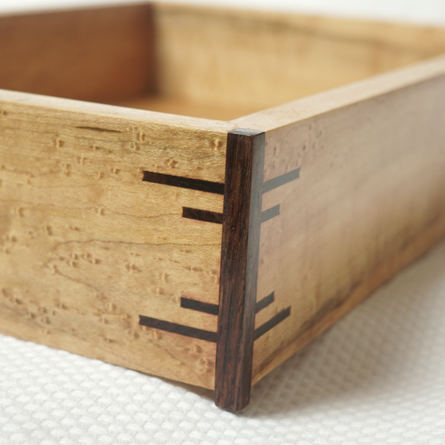 Photo of A departure from the ordinary splined box