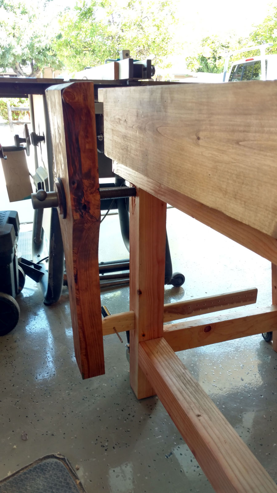 Photo of Shop Bench