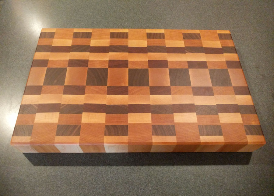 Photo of End-grain Cutting Board