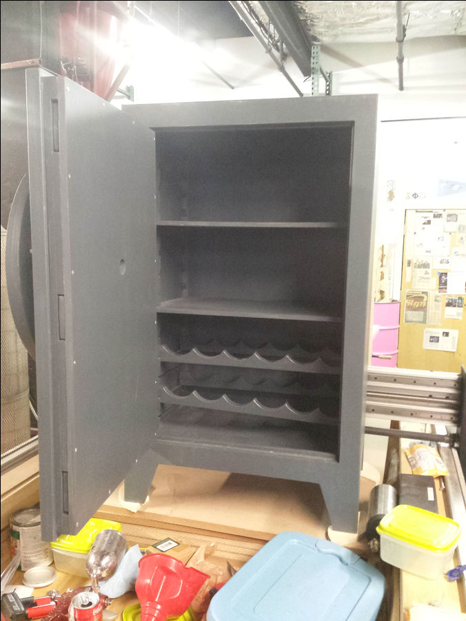 Photo of The Gear Safe