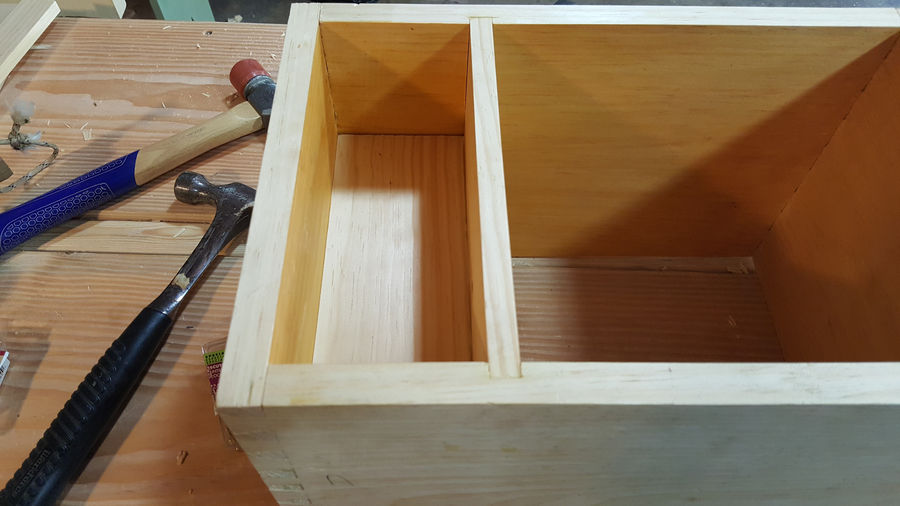Photo of The 1839 School Box (Small Tool Chest)
