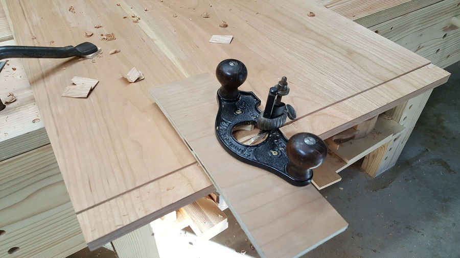 Photo of Breadboard Ends With Hand Tools (Part 1)